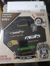 GreenLight Gas Monkey Garage Green Machine 1967 Mustang Convertible Film Reels