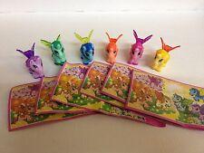 Komplettsatz My Little Pony Einhorn mit allen  BPZ ( Disney Fairies )