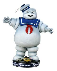 -=] NOBLE - Ghostbusters Stay Puft Head Knocker Marshmallow [=-