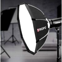 Triopo 90cm Photo Portable Outdoor Bowens Mount Octagon Umbrella Soft Box Studio