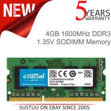 Mémoires RAM DDR3 SDRAM Crucial pour ordinateur sans offre groupée personnalisée