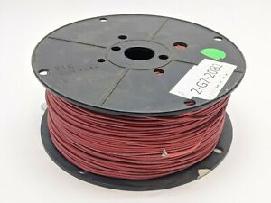 Belden 1500' Foot Spool Hook-up Wire 18AWG 1C XLPE 125 C Tinned Copper 16 Strand