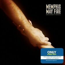 Memphis May Fire : Unconditional (with Bonus Logo Patch) CD