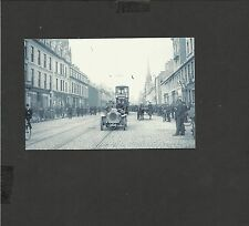 Nostalgia Postcard Scottish Reliability Trials-Aberdeen to Inverness 1907