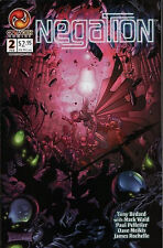 NEGATION # 2 - COMIC - 2002 - 9