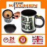 Self Stirring Mug ✰ Plain Lazy ✰ Auto Stir Tea Coffee ✰ Office Novelty Gift Cup