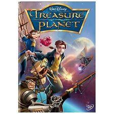 Treasure Planet (DVD, 2003)