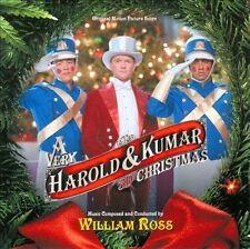 NEW A Very Harold & Kumar 3D Christmas (Audio CD)