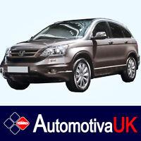 Honda CRV CR-V Mk3 Rubbing Strips | Door Protectors | Side Protection Mouldings