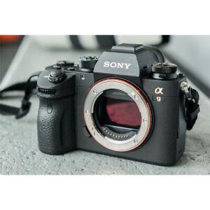 Sony Alpha A9 Mirrorless Camera ILCE-9/B ILCE9 (Body Only) BNIB
