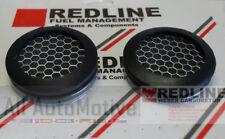 Velocity Stack Screen Pair 2 3/4 for stock air horns V8 Redline Weber Kits