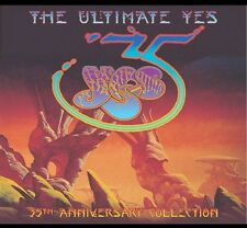 Yes - Ultimate Yes: 35th Anniversary Collection [New CD] Digipack Packaging