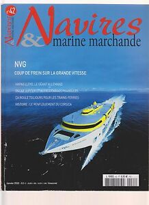 NAVIRE & MARINE MARCHANDE N°42 CORSICA / NVG / HAPAG LLOYD / OSCAR JUPITER