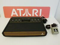 Atari 2600 Sunnyvale Heavy Sixer w/original power supply - Tested Working