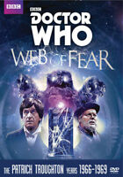 Doctor Who: The Web of Fear (DVD,2014) (warde458704d)
