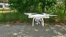 DJI Phantom 3 Pro Professional Drohne  4k, Zubehör, Koffer Wasserdicht, 2 Akkus