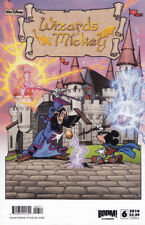 WIZARDS OF MICKEY (2010) #6 (Walt Disney) - Cover A - Boom Studio - Back Issue