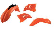 Acerbis Standard Plastic Kit - ORANGE - KTM 125-505 SX SXF 2007-2010 _2082030237