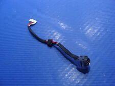 "Toshiba Qosmio 17.3"" X875 Genuine Laptop DC Power Jack with Cable GLP*"