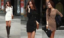 Langarm Damenkleider im Tuniken-Stil in Größe XL