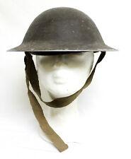 1938 WW2 BRITISH ARMY MKII HELMET