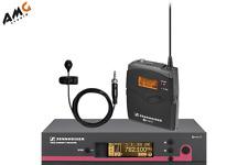 Sennheiser EW122G3-B Wireless Bodypack Microphone System With ME4 Lavalier EW122