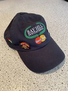 ARNOLD PALMER BAY HILL INVITATIONAL API COLORS GOLF HAT - 2005 With Pins