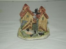 1992 Miniature David Winter House - Hampshire Hutches - The Shires Series