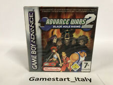 ADVANCE WARS 2 (NINTENDO GAME BOY ADVANCE GBA) NUOVO SIGILLATO - NEW PAL VERSION