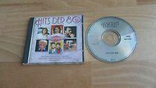 HITS DER 80ER(GERMAN 18 TRACK CD ALBUM) Black Fooss/Bernhard Brink/Purple Schulz