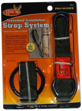 HME TREESTAND INSTALLATION STRAP SYSTEM-Hanging Hang-On Helper-TISS-FAST $0 S&H!
