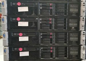 HP Proliant DL385p Gen8 Server w/ 2x 12-Core Opteron 6348, P420i, 32GB, 2x 600GB