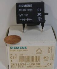 Siemens Surge Supressor Dc24V 3Rt1936-1Er00 1ct New