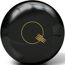 15lb Brunswick Quantum Black Bowling Ball PLUS FREE 3 BALL TOTE!