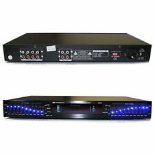 New Dual 10 Band Stereo Equalizer Spectrum Analyzer Tuner Cd Tape Dvd Inputs