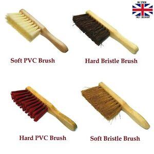Wooden Hand Brush Hard PVC, Soft PVC, Hard Bristles, Soft Bristles Hand Brush
