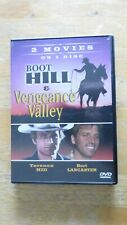 Boot Hill & Vengeance Valley (2 movies)