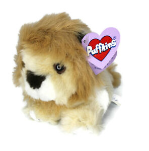 Puffkins 1997 Lancaster the Lion Swibco Plush Style 6614