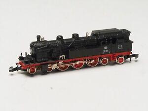 8806 Z-scale Märklin Mini-club Tender Steam Locomotive DB BR 78 w/LED