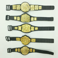 10pcs wwe Championship toy belt random For 7 inch action figure