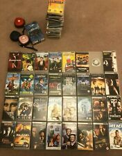 PSP Games and Video Bundle Joblot x53 and x3 Travel Disc Holders.