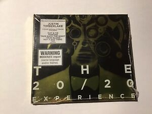 The 20/20 Experience: The Complete Experience [PA] [Digipak] by Justin...