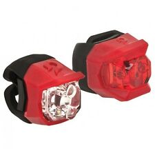 Blackburn Voyager & Mars Click Front/Rear Bicycle Lights Red Free Shipping!