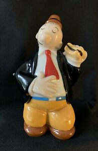 Wade - Wimpy Figurine from Popeye Collection (Ltd Ed 1500) David Trower 1998
