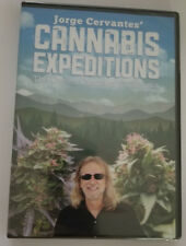 New Jorge Cervantes' Cannabis Expeditions The Green Giants of California DVD