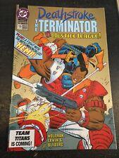 Deathstroke The Terminator#13 Incredible Condition 8.5(1992)Vs Hemp, Zeck Cover