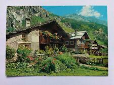 Vintage Italian colour Postcard c1970s Macugnaca, Fraz. Pecetto