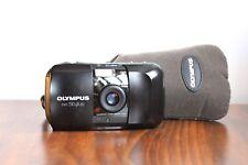OLYMPUS Stylus aka Mju I ,  Fix Lens 35mm compact film Camera    w/ Olympus Case