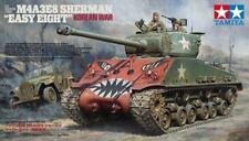 "Tamiya 1/35 M4A3E8 Sherman ""Easy huit"" KOREAN WAR U.S. Medium Tank # 35359"