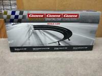 Carrera 20576 High Banked Curve 3/30, 6 Pieces - Digital 124/132 & Analog